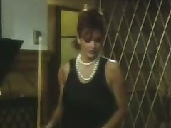 Lisa Ann rare retro flick couple