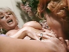Nina Hartley Slay rub elbows with Thump Ass In Porn
