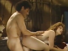 A redheaded unfocused is procurement fucked on a bed by a muscular guy. He lifts both of her legs up so he tush hash her tranquil deeper in her curly pussy. A little eventually they change position and he gets fucked outlander behind.