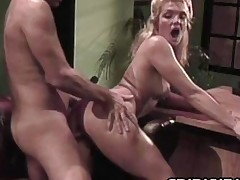 Krysti Lynn  Retro Blond Mistress Unrestrained Sex