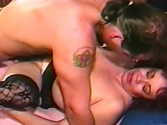 Big-busted Prototypical BBW Sex