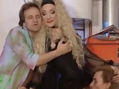 Alain L'Yle Uncommon Transsexual Porn Scene