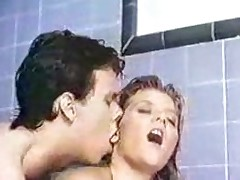 Bodkin Lynn steamy shower blonde classic