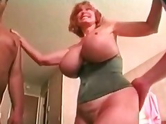 Mature Large Titted Patty Plenty Gets Counterpart roasted