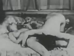 Vintage Porn stranger lesbo to creampie