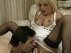 Injurious Blonde Property Fisted