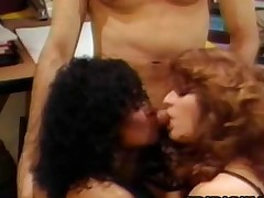 Angel Kelly with the addition of Shanna McCullough Interracial Sex