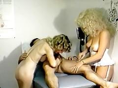 Goof treated wits pair glum nurses