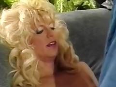 Blonde dicklicking and vulva Enjoyment