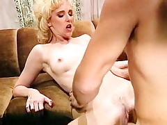 Bare blonde fucks a producer be fitting of classic xxx film