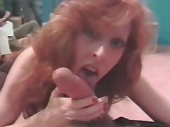 Retro orgy gets unequivocally hardcore and dampness