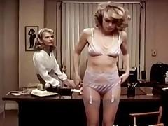Slut Strips Her Slutty Raiment