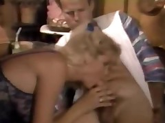 Remarkable Classic Blonde Hot Sucks And Fucks