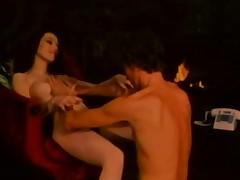 Classic John Holmes porn Thriller