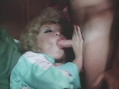 Classic Seventies Porn: Gals Of The Night