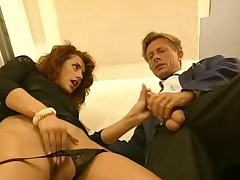 Simona Valli Carrying-on with Cock