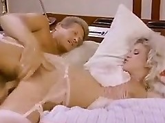 Golden-haired MILF In Lingerie Gender Classic