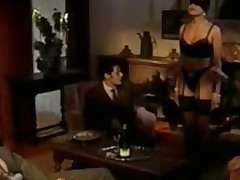 Immoral Murky Harlot Receives Gangbanged And Facialized - Fruit German Porn