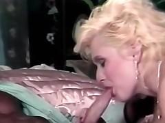 Retro blonde shocking get laid talent
