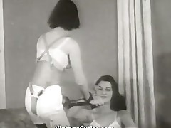 Glamorous Girls relating to Underwear relating to Strange Act