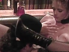 Shayla LaVeaux  Old Western Saloon Dealings Scene
