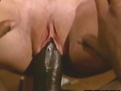 Lauryl Canyon Blondie Riding A Distress Swarthy Schlong