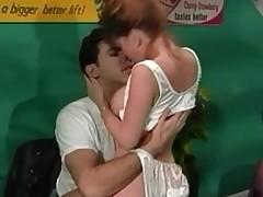 Amanda Addams - Classic Gaffer Sweetheart