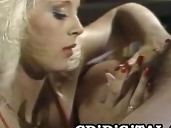 Tiffany Blake  Retro Babe Blowjob Service