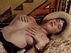 Vintage Porn 1970s - Hirsute Teen Cowgirl Has Dealings