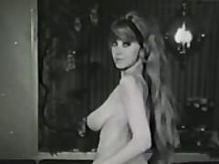 Softcore Nudes 654 1960's - Scene 10
