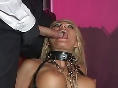 Anna Evening star and Jasmin Lynn in a hot kinky fetish action