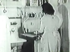 Vintage Porn from 1928 is a dominant piece
