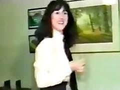 Fisting British Pussy In This Classic Movie scene
